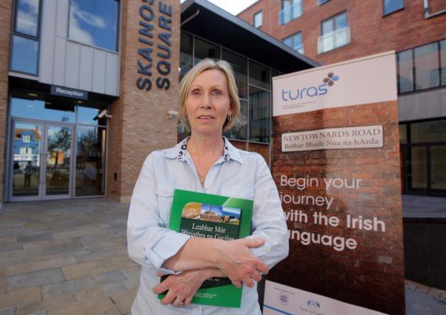 Linda Ervine - East Belfast Mission